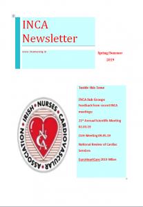 Newsletter snip