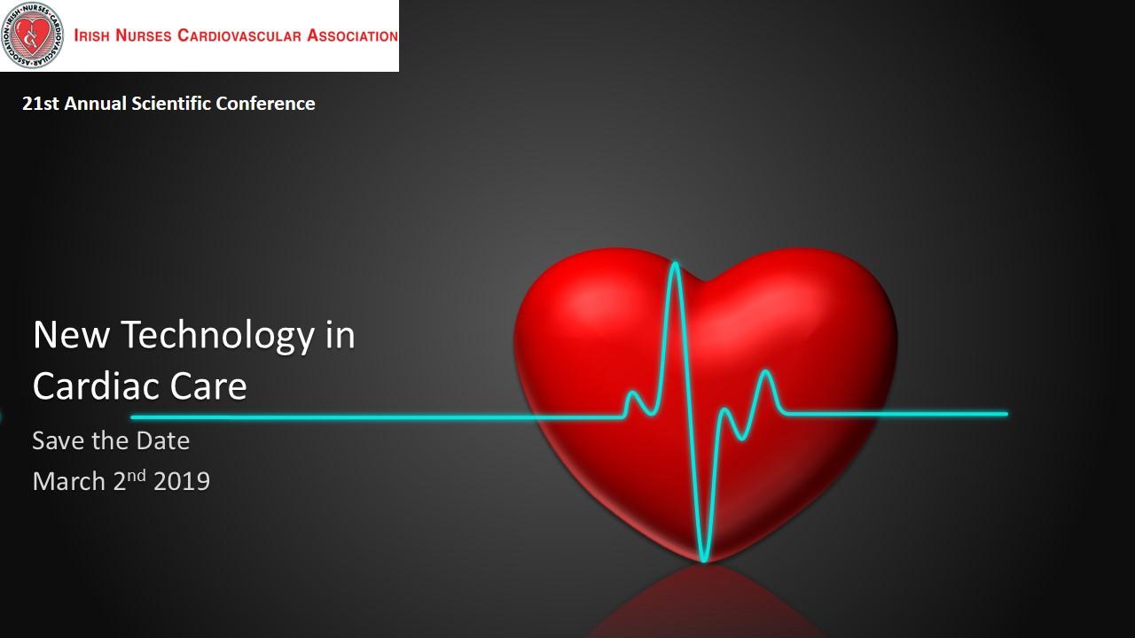 Irish Nurses Cardiovascular Association Inca