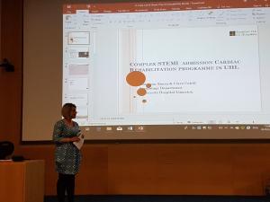 Ciara Cahill, UHL, Case presentation of MI