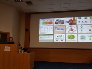 Claire Duffy, NUIG, Nutritional Food Labelling awareness in the community