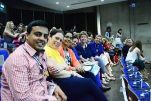 EuroheartCare Dublin 2018 Delegates from St James's Hospital, Dublin