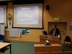 Managing Valave Disease Dr Peter Kelly Cons Cardiologist CUH