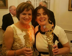irish healthcare awards - Norma